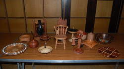 Colchester Woodturners 2019 competition