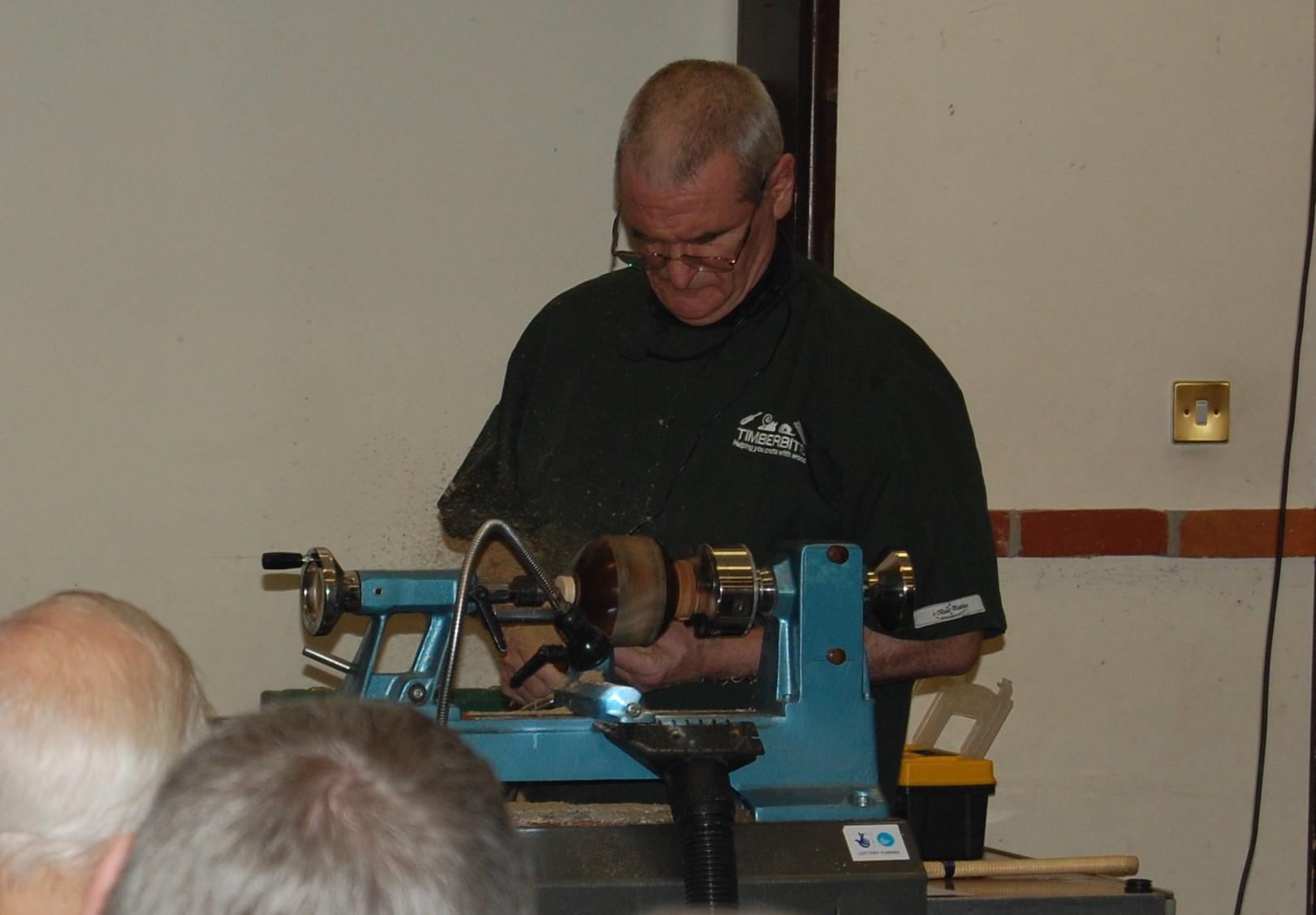 Roy Clarke Woodturner