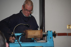 Colchester Woodturners Birdbox