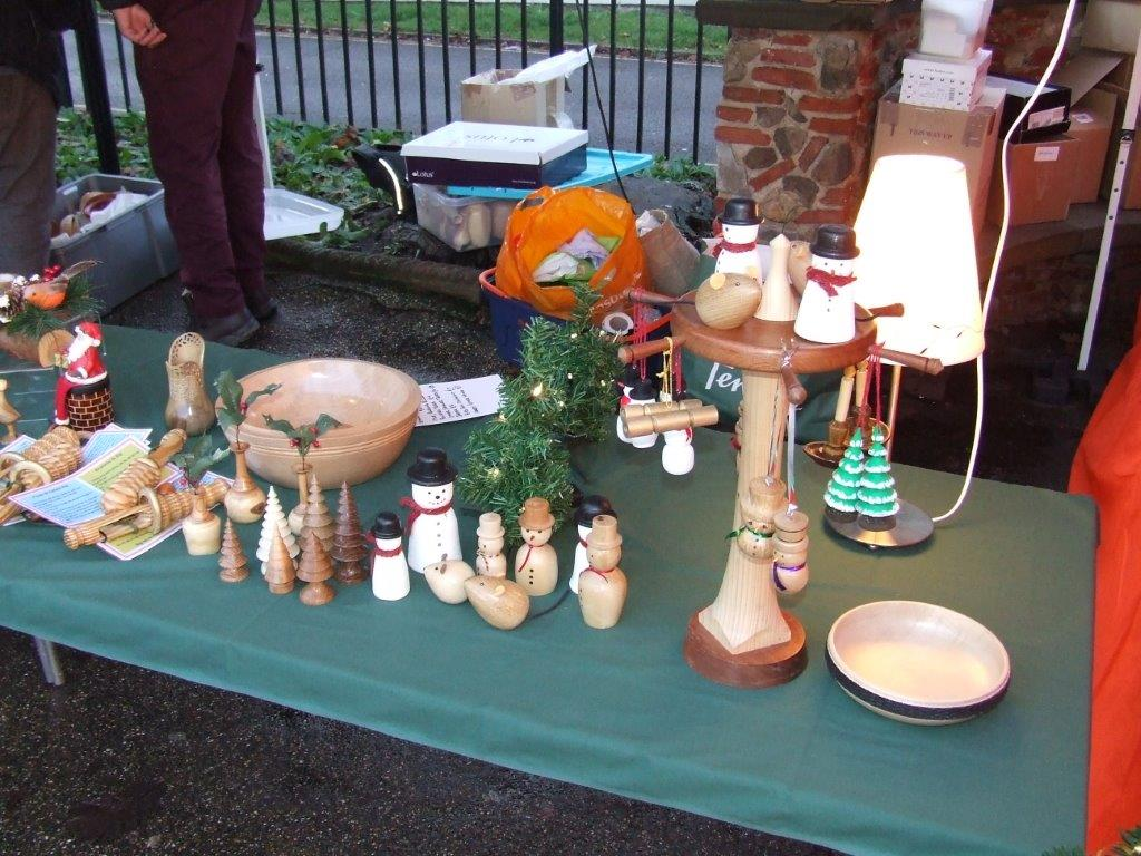 Colchester Woodturners products
