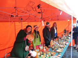 Charity Stall