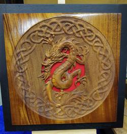 Ken Veal - Woodcarving