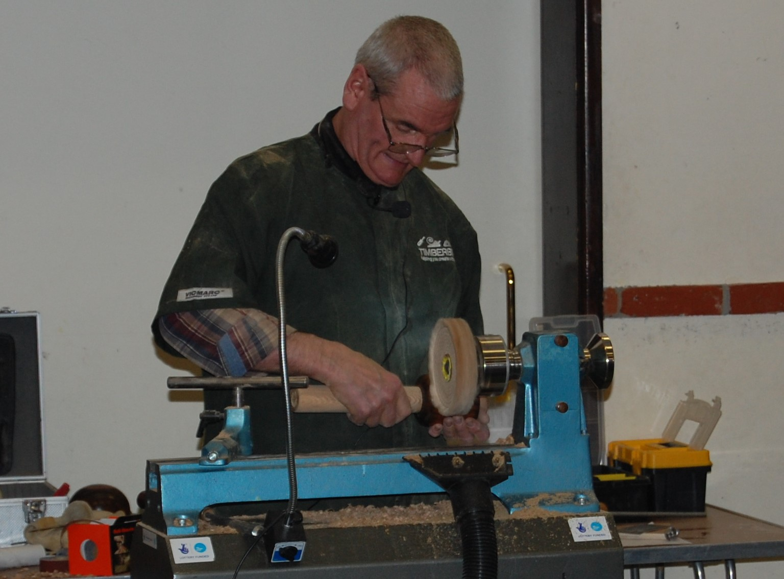 Roy Clarke Woodturning