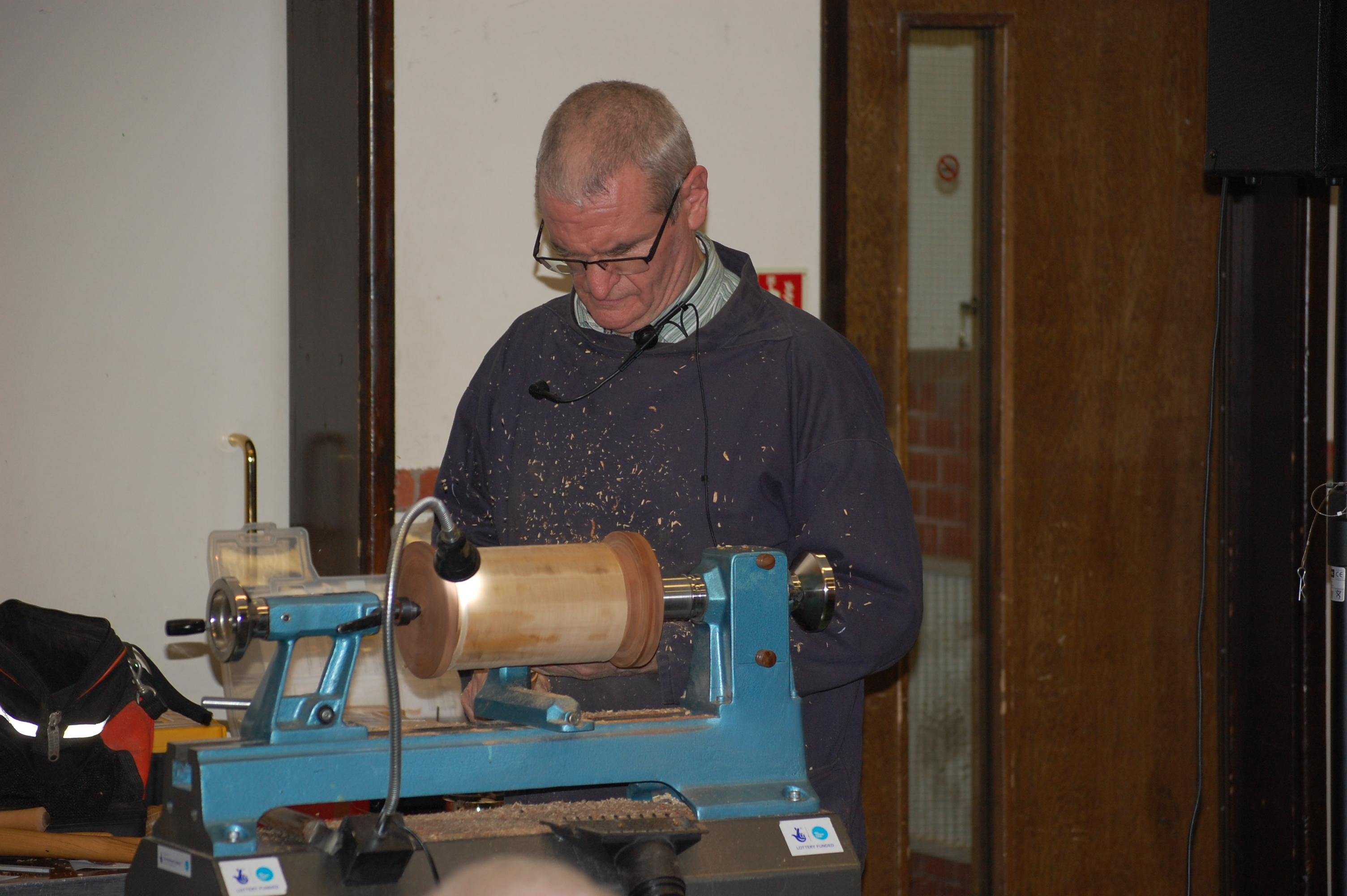 Colchester Woodturners January 2017
