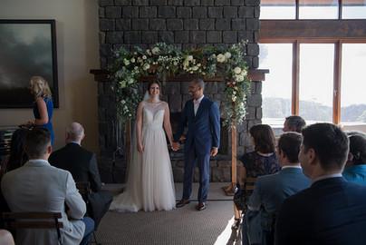 Spicers Peak Lodge Wedding