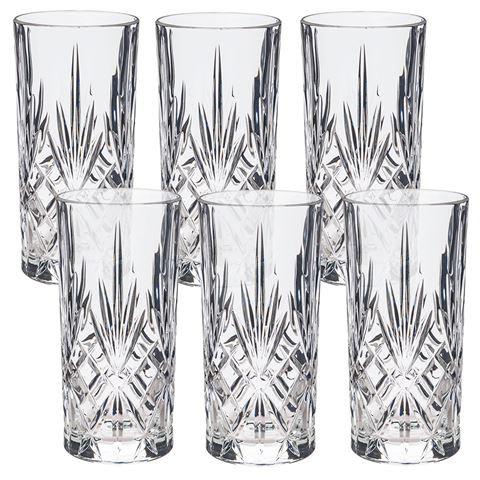 RCR Crystal Highball Glass