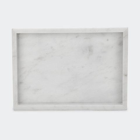Marble Rectangular Drip Tray