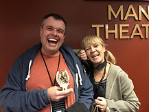 We won an award! Equus Film Fest