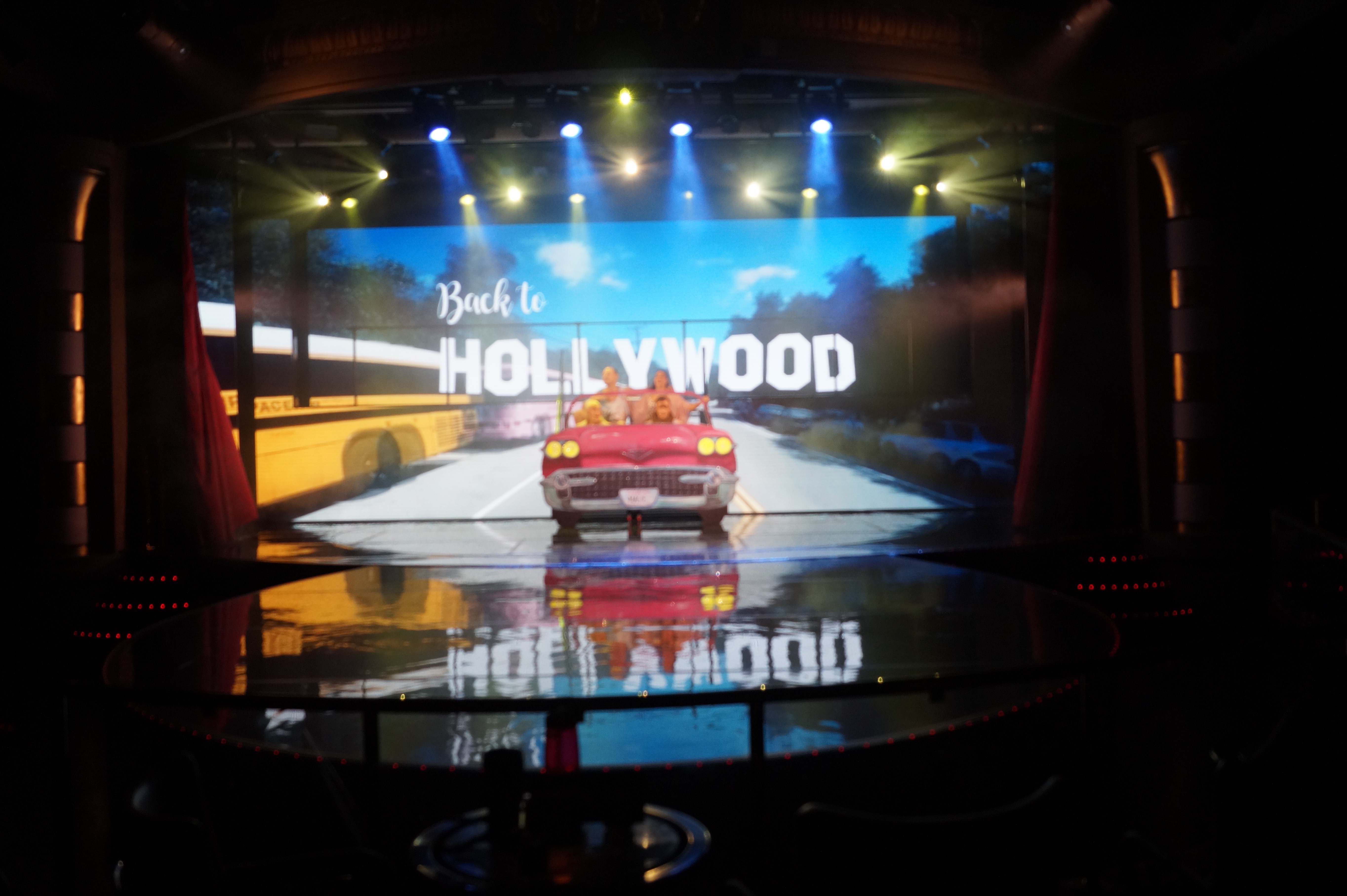 Back to Hollywood