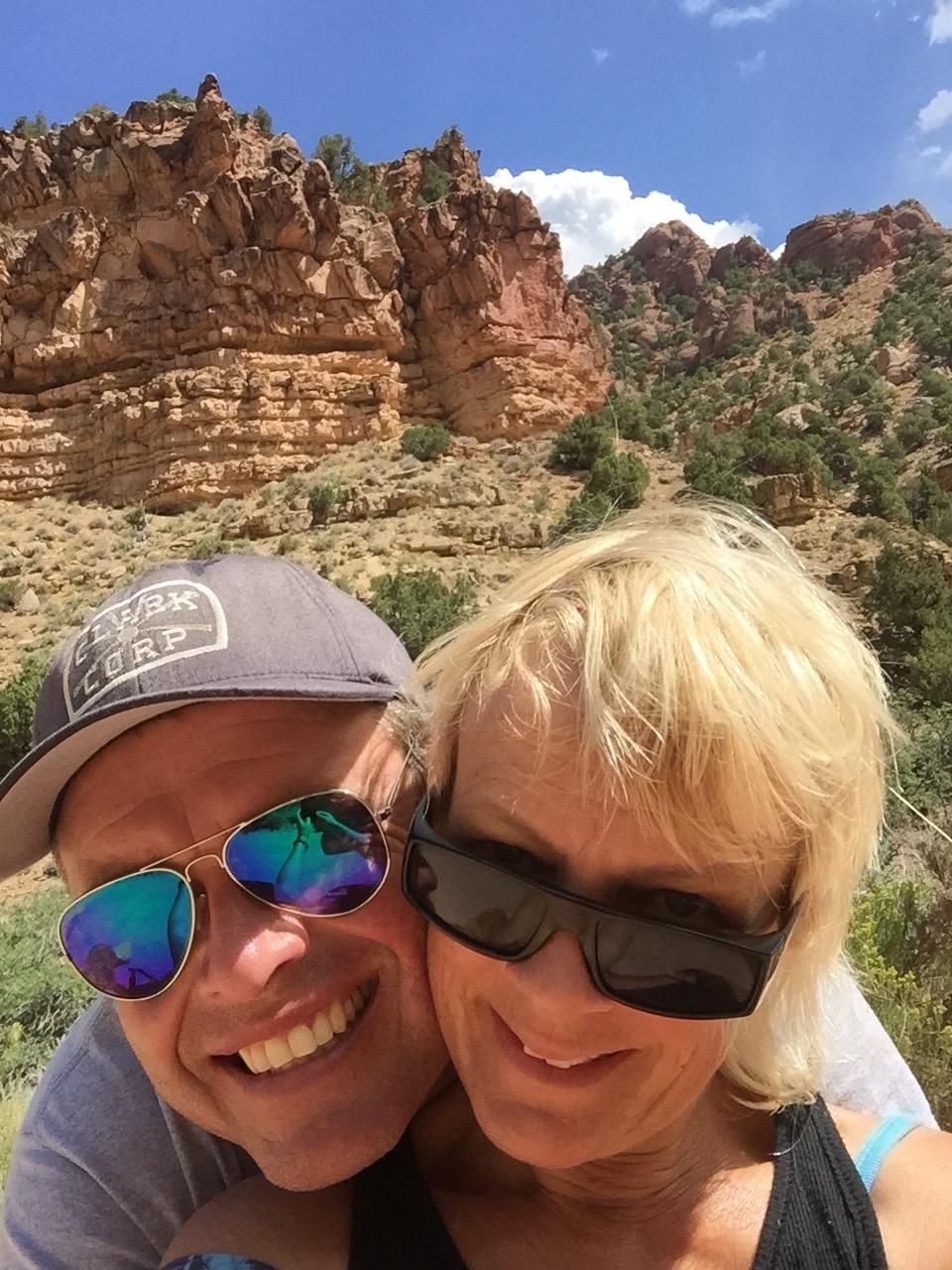 Husband/wife team