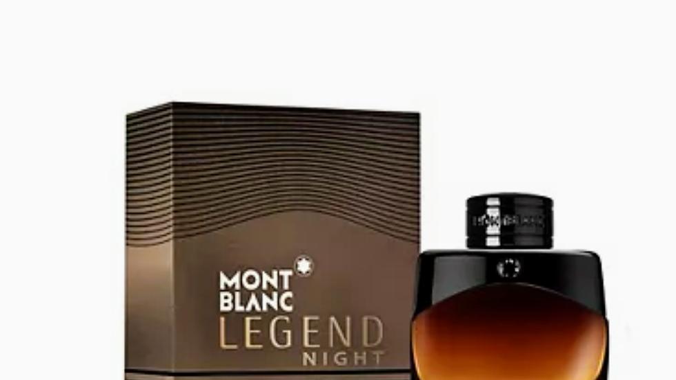 Mont Blanc Legend Night 1oz