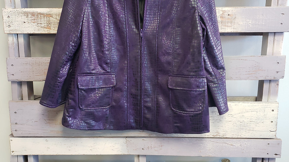 Susan Graver Jacket Size Small
