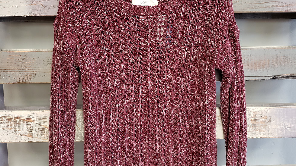 Loft Sweater size Small