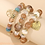 Thumbnail: Sarah Stretch Bracelet Set