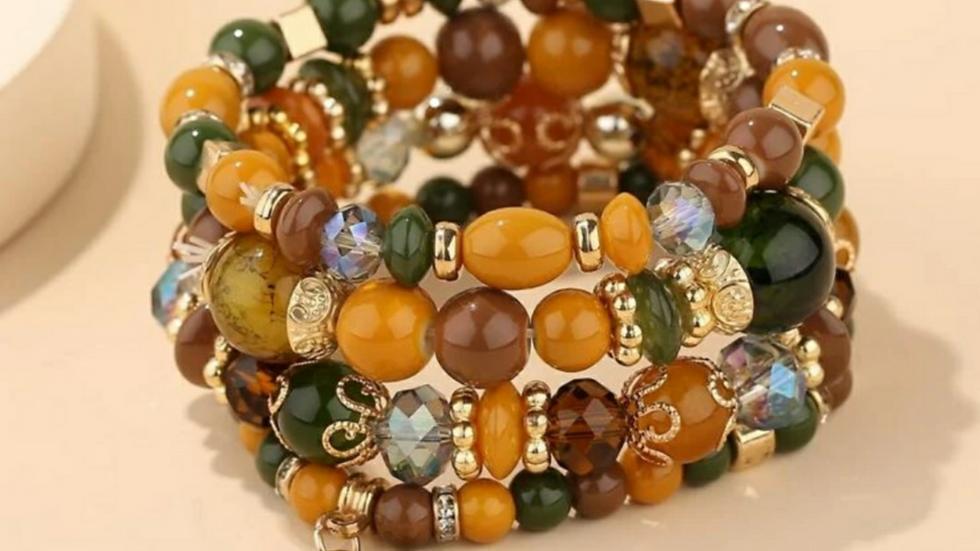 Autumn Dreams Stretch Bracelets
