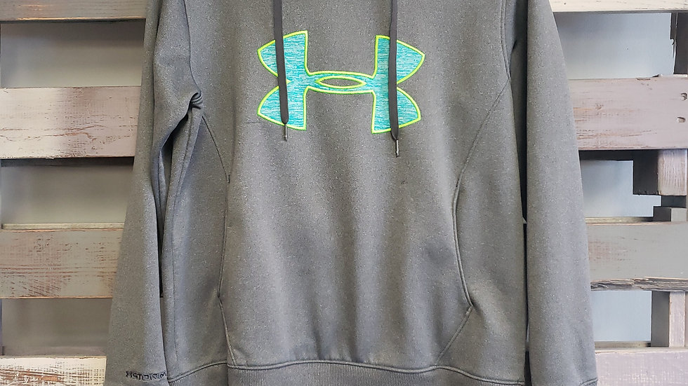 Pre-Owned Under Armour Hoodie sz M