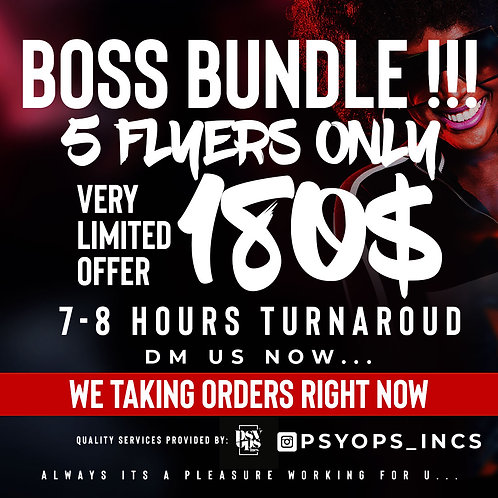 BOSS BUNDLE