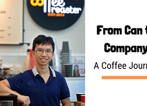 From Can to Company – Swee Heng's Coffee Journey