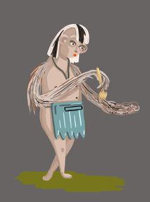 Fionnbharr Character Design