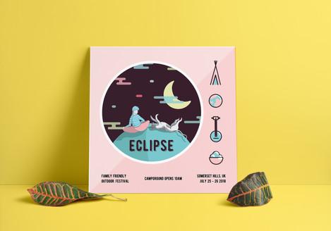 Eclipse Festival Poster