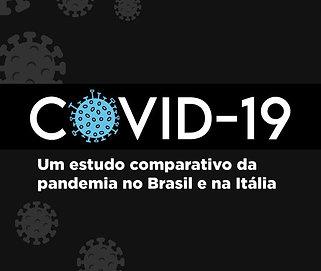 Covid-19: um estudo comparativo da pandemia no Brasil e Itália