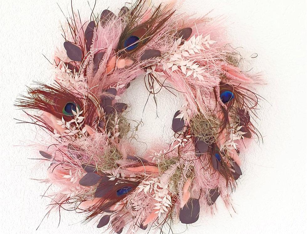 Nati Kranz rosa pink
