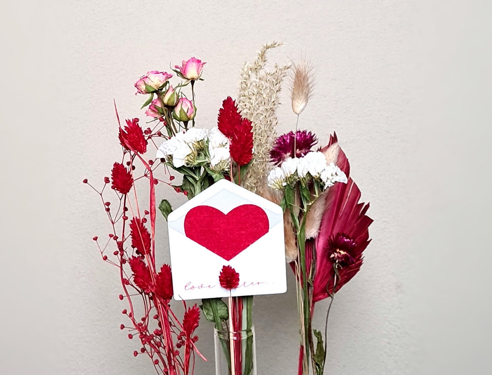 Letterbox LOVE  DIY SET