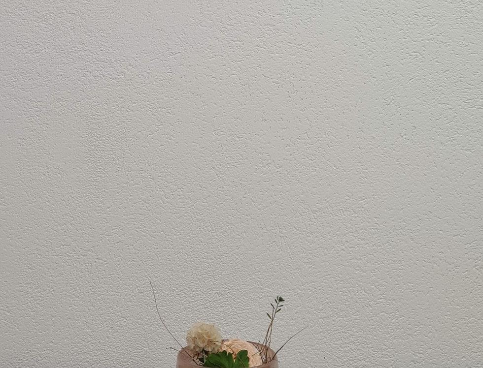 Osterdeko Nest Milky