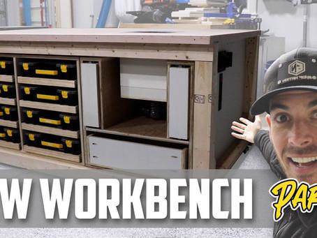 Versatile Workbench Build - Part 3