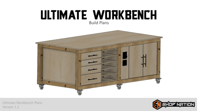 workbench plans_cover