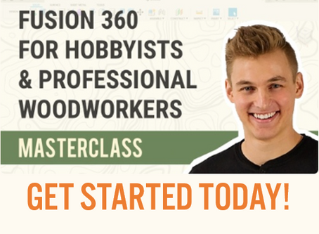 Want to Learn Fusion 360?