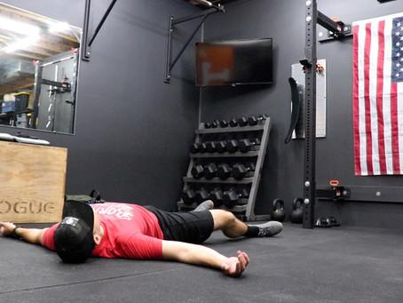 Basement Gym Transformation