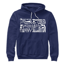 Shop Nation Tool Shadow Wall Sweatshirt