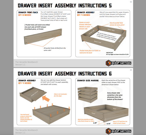 Plans Assembly Example 2