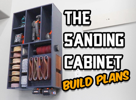 The Sanding Cabinet