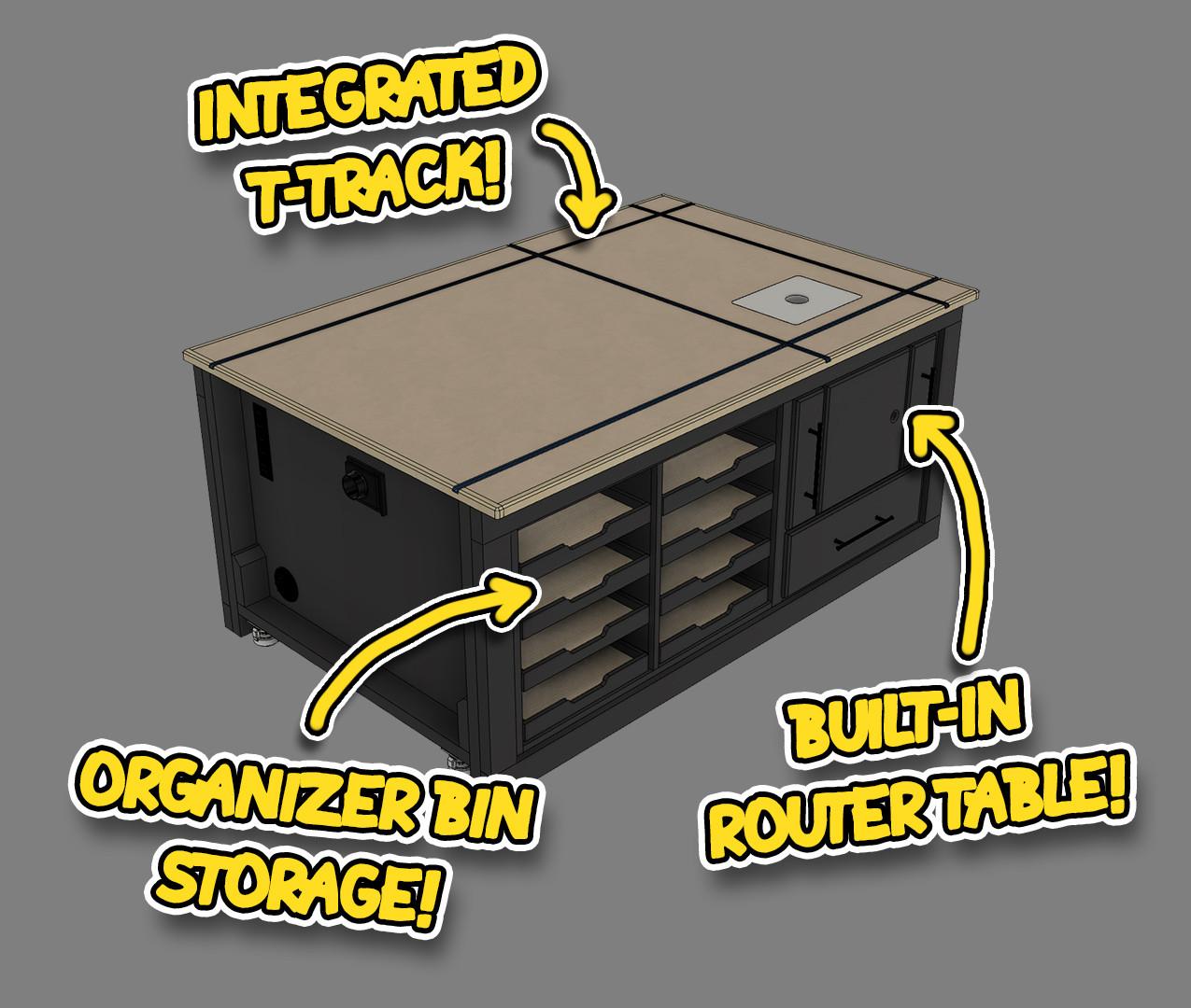 Versatile Workbench Features 2
