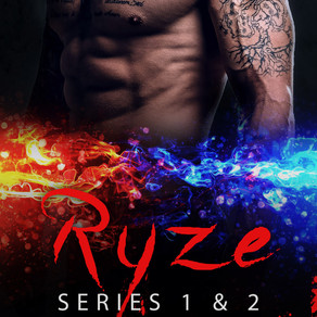 200 Ryze Series ARC copies up for grabs!