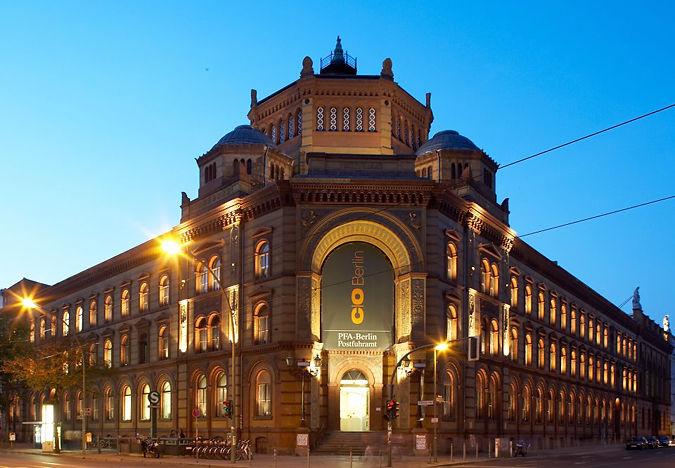 Postfuhramt Berlin Oranienburger Strasse C/O Berlin