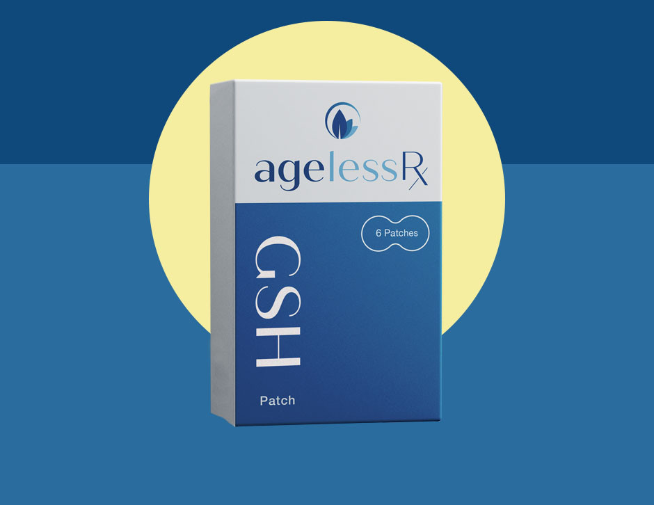 Game changer! AgelessRx publishes its first case report highlighting GSH supplementation with Iontophoresis patches.