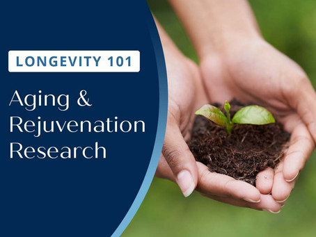 Longevity 101: Aging & Rejuvenation Research