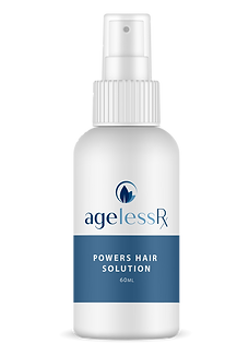 Powers Hair Solution with Shadow