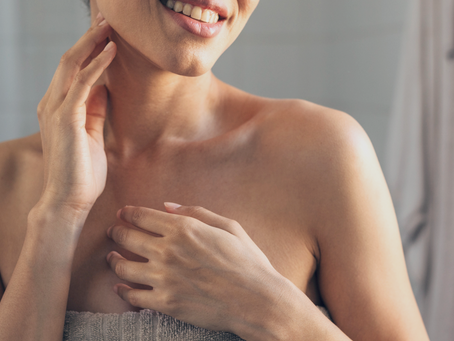 Caring for The Skin on Your Neck