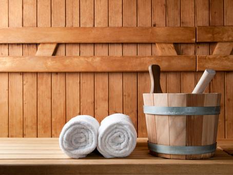 The Anti-Aging Sauna Hack