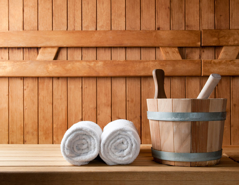 Discover the Found My Fitness study that validates the anti-aging sauna hack.