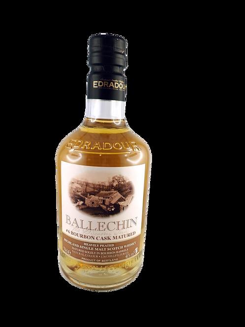 BALLECHIN, Edradour, Bourbon Cask