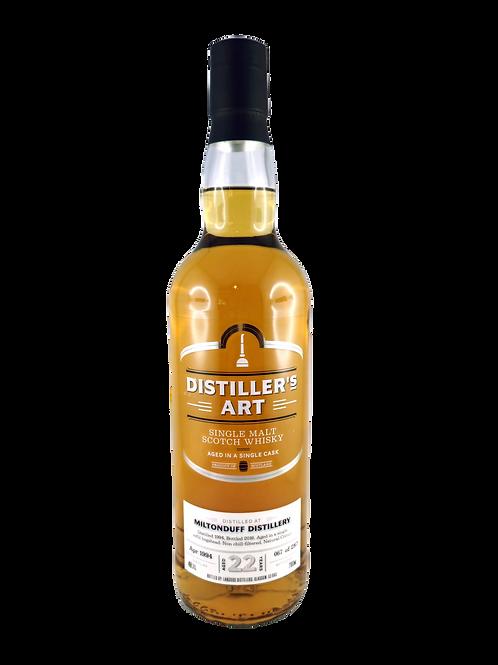 MILTONDUFF, Distiller's Art 22yo