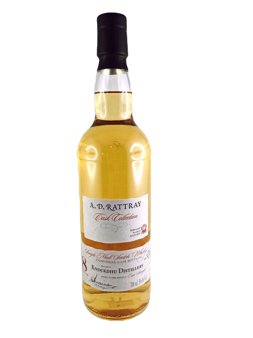 KNOCKDHU, A.D.Rattray 8yo