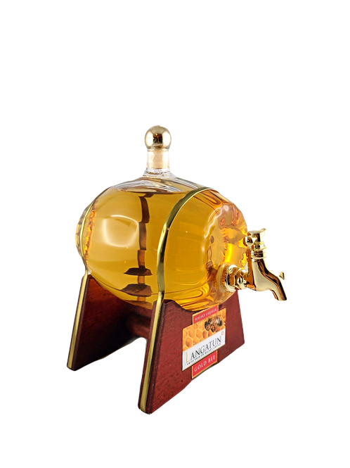GOLD BEE, Langatun 50cl Schmuckflasche