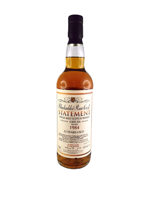CAOL ILA, Blackadder  32 yo  1984