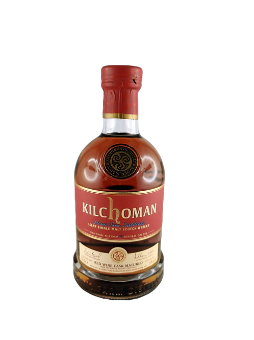 KILCHOMAN, Red Wine Cask
